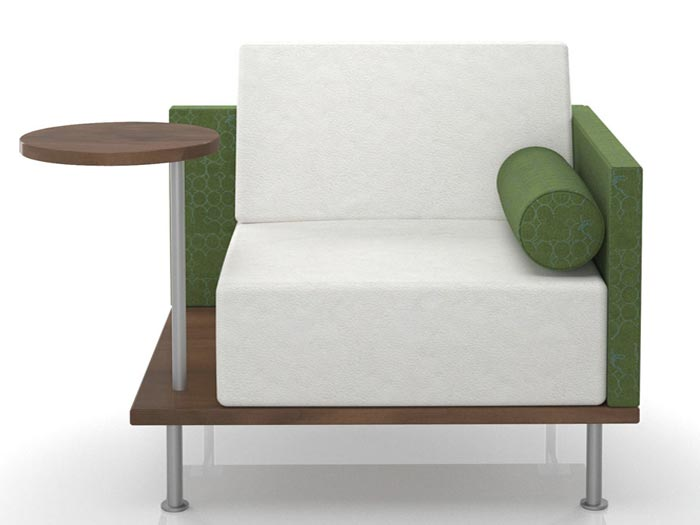 SJI Collective Lounge Chair