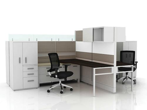 Friant Novo Office Cubicle