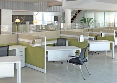 Friant Open Concept Workspace